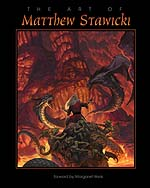 The Art of Matthew Stawicki cover
