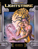 Lightstrike: The Art of John Zeleznik cover